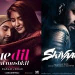 Ranbir's Ae Dil Hai Mushkil vs Ajay's Shivaay: Here's a brief timeline of the coming week's BIG Diwali releases!