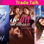 Ranbir Kapoor's Ae Dil Hai Mushkil and Ajay Devgn's Shivaay are not only competing with each other, but also Salman Khan's Prem Ratan Dhan Payo