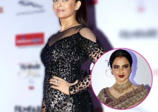 Did Rekha just take credit for Aishwarya Rai Bachchan's beauty?