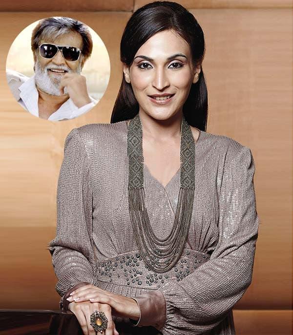 OMG! Rajinikanth's daughter Aishwarya to be part of his next