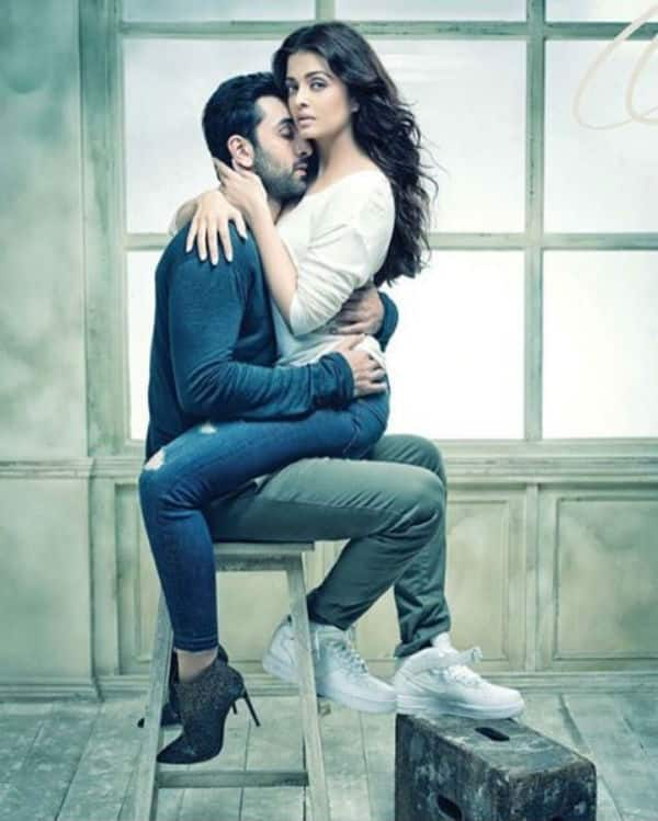 Aishwarya Rai Bachchan And Ranbir Kapoor Are Ready To Break The Internet With Their Hot Af Photoshoot Bollywoodlife Com