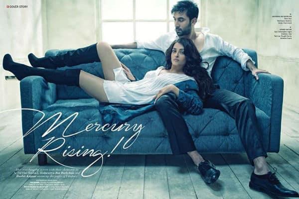 Aishwarya Ranbir couch done