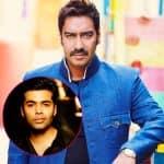 Ajay Devgn slams Karan Johar for his stand on the Pakistani artistes ban - read details
