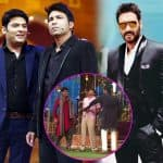 EXCLUSIVE !! कपिल शर्मा के शो में अजय देवगन ने किया कुछ ऐसा कि अपनी पैंट गीली कर बैठा चंदू, देखें वीडियो !!