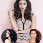 Alia Bhatt REPLACES Kajol and Rani Mukerjee as Karan Johar's lucky mascot