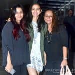 Alia Bhatt looks chic as she spends some quality time with her family - view HQ pics!