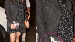 Wait, is Alia Bhatt already prepping up to play Saina Nehwal? View HQ pics