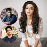 Alia Bhatt's revelations about Sidharth Malhotra and Varun Dhawan might raise some eyebrows