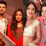 Anita Hassanandani-Nia Sharma and Vivek Dahiya-Mona Singh's ouch moment- TV Insta this week!