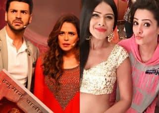 Anita Hassanandani-Nia Sharma and Vivek Dahiya-Mona Singh's ouch moment- TV Insta this week!
