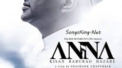 Anna movie review: Shashank Udapurkar makes the biopic simple, austere and stripped down