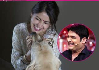 Anushka Sharma playing with Kapil Sharma's dog will win your heart instantly - watch video!