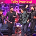 Varun Dhawan and Arjun Kapoor will amaze you with their friendship on Yaaron Ki Baraat tonight!