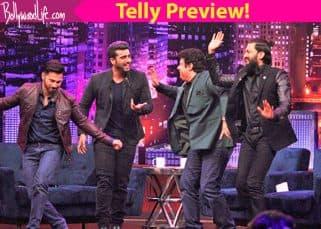 Varun Dhawan and Arjun Kapoor will amaze you with their friendship on Yaaron Ki Baraat tonight!