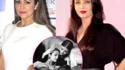 OH SO HOT! Aishwarya Rai Bachchan and Amirta Arora look simply STUNNING in this throwback pic!