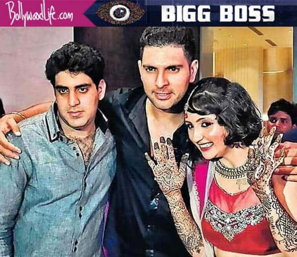 Bigg Boss 10: Did you know Akansha Sharma is cricketer ... Yuvraj Singh Sister
