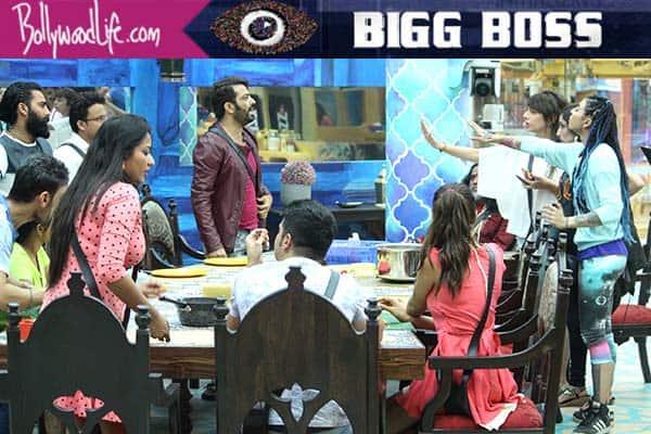 Bigg Boss 10 October 19, 2016 update: Priyanka and Rohan's Manoj and Rohan's fight