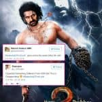 Baahubali 2 first look: Fans DISAPPOINTED, demand a better poster featuring Prabhas - check out tweets