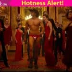 Ranveer Singh's STRIPTEASE in a red Playboy bunny brief is HOT AF! Watch video