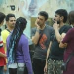 Bigg Boss 10 25th October 2016 Episode 9 preview: Rahul Dev and Manoj Punjabi get into an UGLY brawl in middle of a task