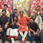 Megastar Chiranjeevi, Ram Charan, Allu Arjun and the rest of gang capture a perfect family moment this Diwali