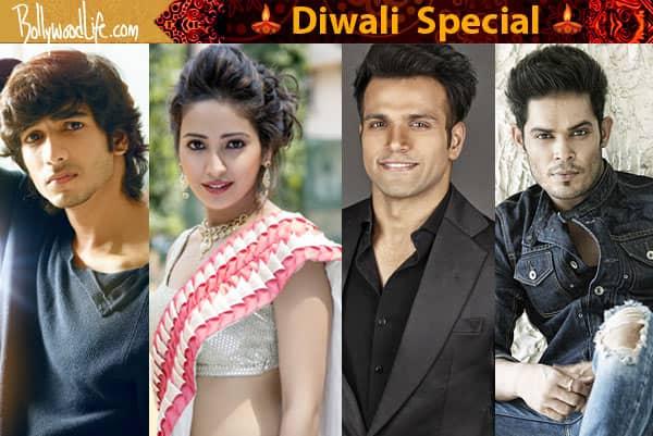 Rithvik Dhanjani, Asha Negi, Shantanu Maheshwari share their Diwali memories
