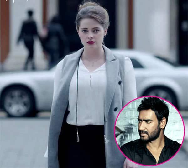 Ajay Devgans Shivaay actress Erikaa Kaar reveals she is dating co-star