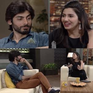 Mahira Khan wants to smoke and Fawad Khan has the best solution - watch video