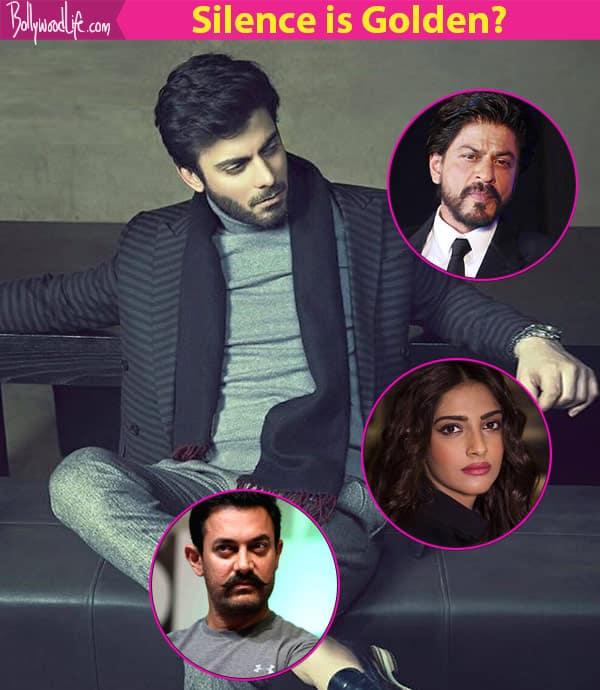 Shah Rukh Khan, Aamir Khan, Priyanka Chopra – 7 Bollywood stars who are unusually SILENT over the whole Fawad Khan ban