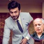 Mahesh Bhatt urges Fawad Khan to CONDEMN terrorism - watch video!