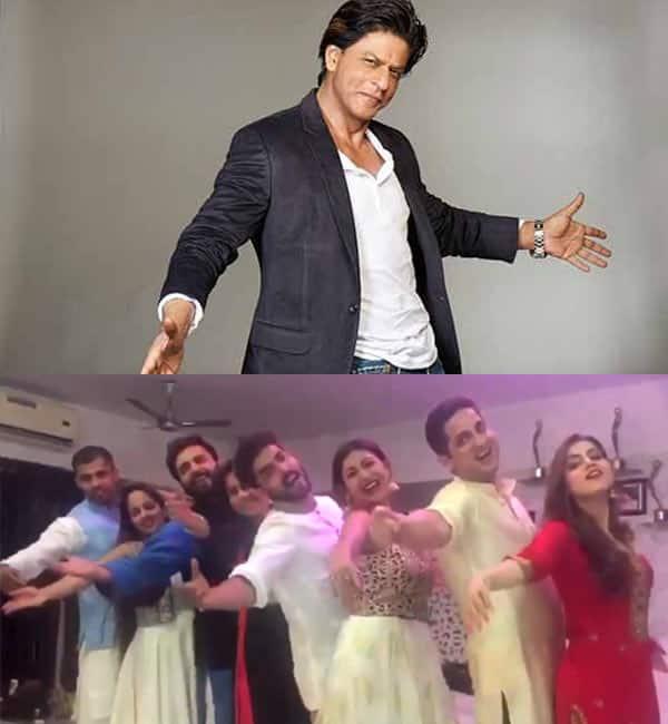 Here's how Shah Rukh Khan made Gurmeet Chaudhary's day