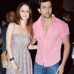 Hrithik Roshan makes it to ex wife Sussanne Khan's birthday guestlist