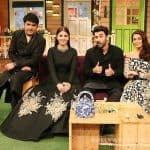 The Kapil Sharma Show: Ranbir Kapoor, Aishwarya Rai and Anushka Sharma's episode is going to be a blast- view HQ Pics!