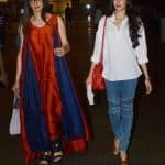 Doesn't Jhanvi Kapoor look a lot like mother Sridevi in this airport spotting? - view HQ pics