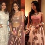 Sistas Jhanvi Kapoor and Khushi Kapoor ROCK the ethereal look, don't you think?