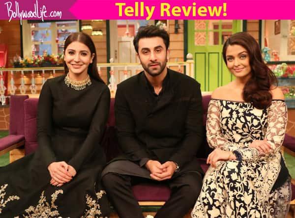 The Kapil Sharma Show: Ranbir and Aishwarya share some of the best LOL moments ahead of Ae Dil Hai Mushkil