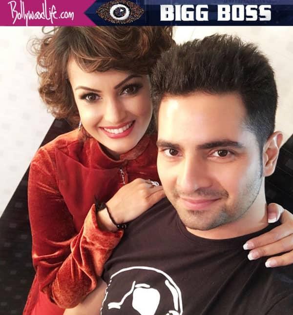 Bigg Boss 10 contestant Karan Mehra keeps Karva Chauth for wife Nisha Rawal and it can't get any cuter