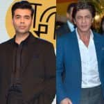 When Karan Johar and Aditya Chopra put Shah Rukh Khan first- watch video!