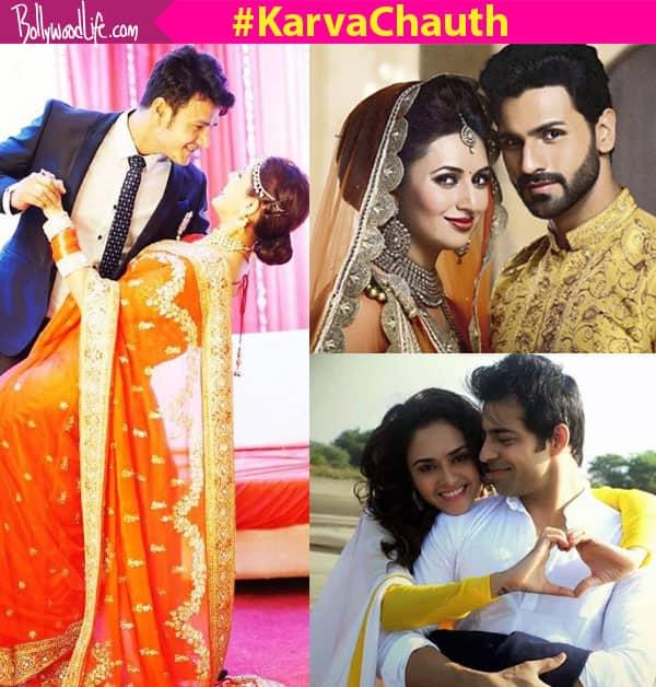 Divyanka Tripathi, Hunar Hale, Nisha Rawal – a look at how TV town is celebrating Karva Chauth!