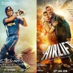 Sushant Singh Rajput's M.S.Dhoni-The Untold Story beats Airlift to become the second highest grosser of 2016