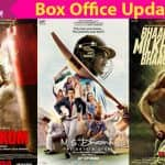 M.S. Dhoni: The Untold Story BEATS Mary Kom and Bhaag Milkha Bhaag to become the highest weekend grossing biopic!
