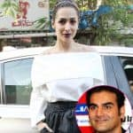 Angry Malaika Arora Khan WALKS OUT of an event after being asked about Arbaaz Khan- watch video