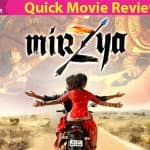 Mirzya quick movie review: Harshvardhan Kapoor and Saiyami Kher's love story is visually STUNNING!