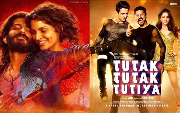 Movies this week: Harshvardhan Kapoor and Saiyami Kher's Mirzya and Tamannaah's comedy horror Tutak Tutak Tutiya!
