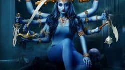 Mohini first poster: Trisha is beyond recognition in this striking goddess avatar