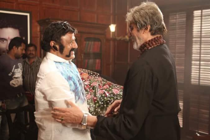 Amitabh Bachchan to star in Tollywood star Nandamuri Balakrishna's 101 project