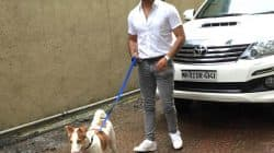 Here's how Namish Taneja's pet almost landed him in a legal mess!