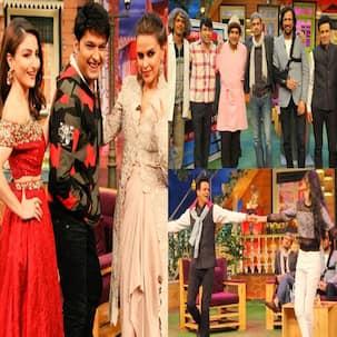 The Kapil Sharma Show: Neha Dhupia accepts Kapil's PROPOSAL, Kay Kay Menon impresses us with his singing in this hilarious episode!