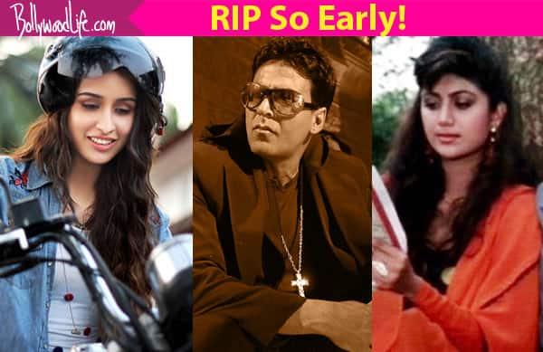 10 films that had the guts to kill off Shah Rukh Khan, Akshay Kumar, Shraddha Kapoor early on!
