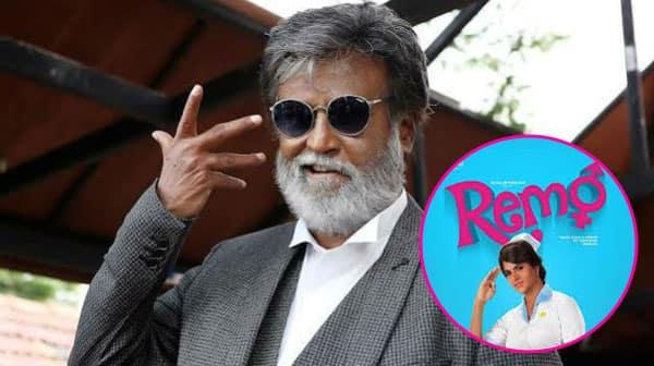 Rajinikanth is all praises for Sivakarthikeyan's Remo – check tweet